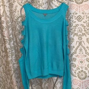 Arm Detail Sweater